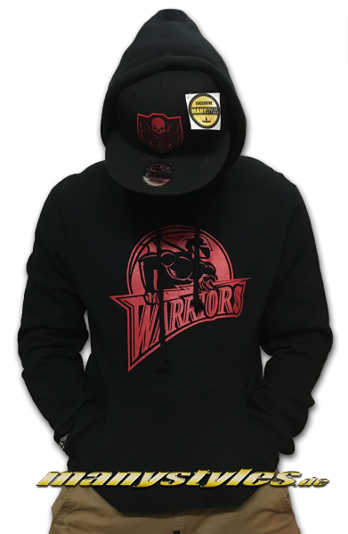 Mitchell and Ness Golden State Warriors Hooded