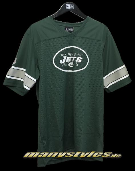 New York Jets NFL Team V-Neck Jersey Green