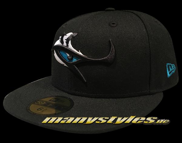 Jacksonville Jaguars 59FIFTY NFL exclusive Cap Elemental Black Team Color OTC von New Era