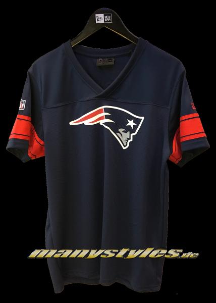 New England Patriots NFL Team Jersey Navy OTC Team Color von New Era