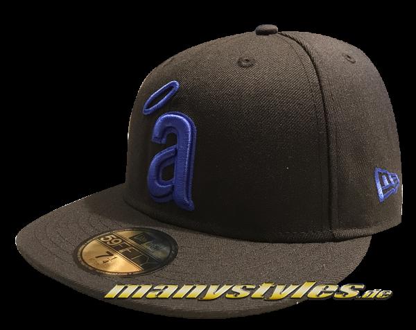Los Angeles Angels MLB 59FIFTY Basic Black