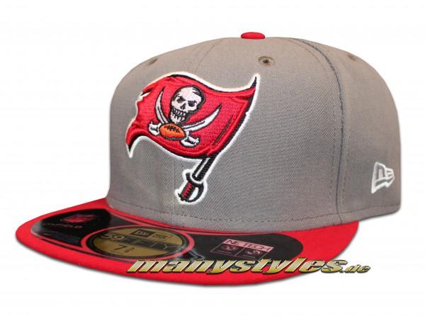 Tampa Bay Buccaneers 59FIFTY NFL on field Cap Game von New Era