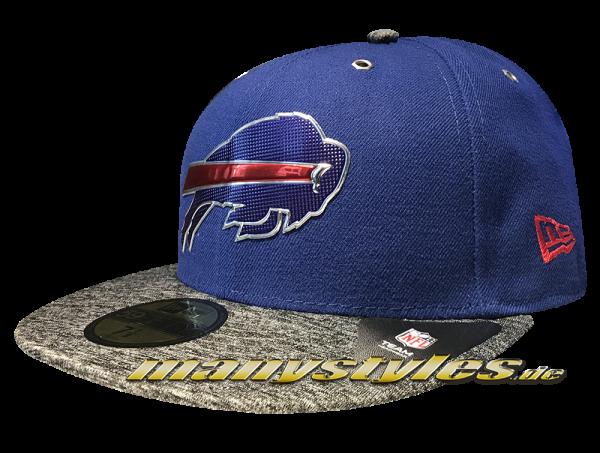 NEW ERA Buffalo Bills NFL Draft On Stage Cap Royal Team Color
